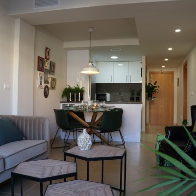 Apartamentos a estrenar de obra nueva en Gran Alacant
