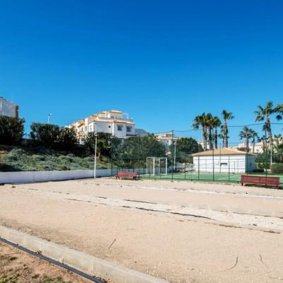 Dúplex con 3 dormitorios y vistas al mar en Gran Alacant
