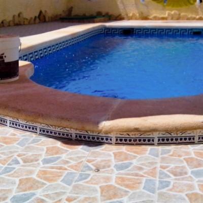 Villa individuelle avec piscine privée à Gran Alacant