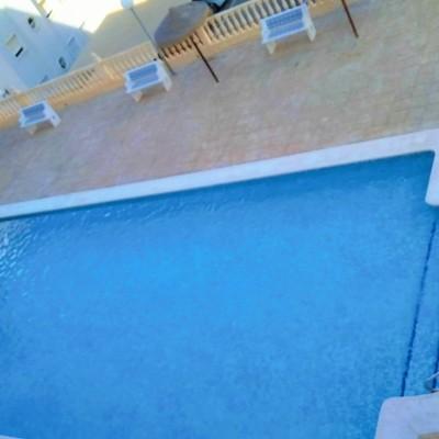 Apartamento con vistas al mar a 150 metros de la playa