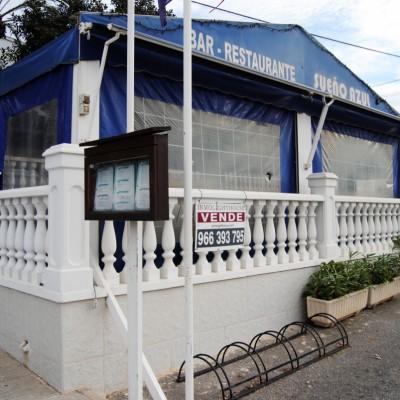 Local comercial a la venta en Gran Alacant en muy buena ubicación