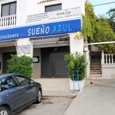 Commercial premises for sale in Gran Alacant in a very good location