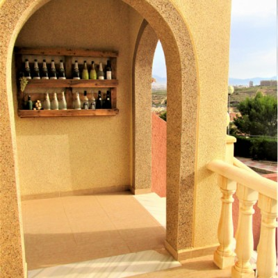 Duplex with basement and seaview in Gran Alacant