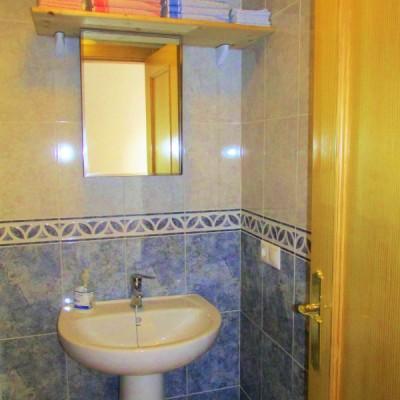 Duplex avec sous-sol et vue sur la mer dans Gran Alacant