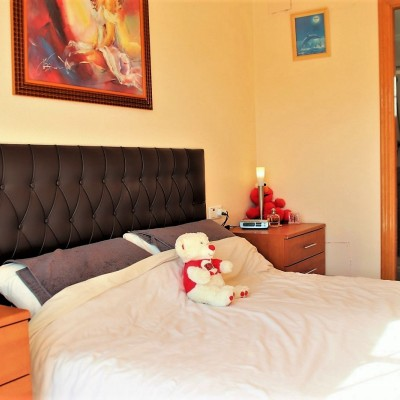 Bungalow dúplex en exclusiva ubicación en Gran Alacant