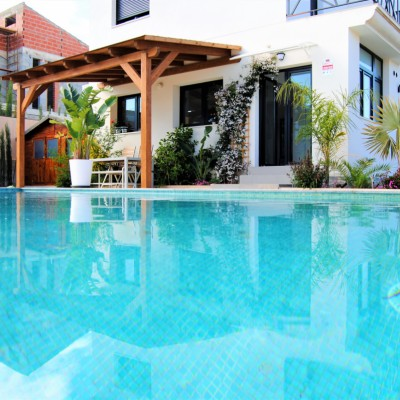 Magnificent villa with luxury qualities in Busot
