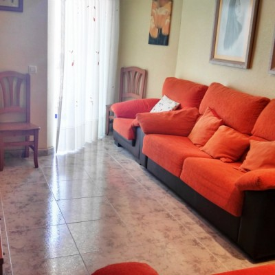 Apartment near beach with pool in Santa Pola