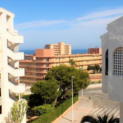 Apartamento a 150 m de la playa en Arenales del Sol