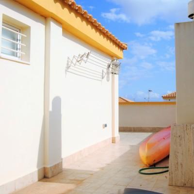 Dúplex con 3 dorm y 3 baños en Gran Alacant