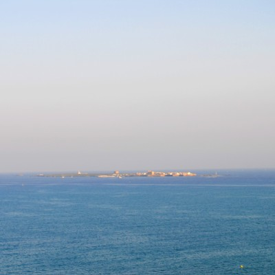Spectacular views of the sea and Tabarca Island