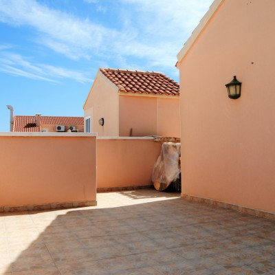 Duplex with 2 bedrooms, solarium and sea views in Gran Alacant