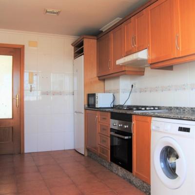 Ático en alquiler en Alicante 3 dorm 2 baños y garaje