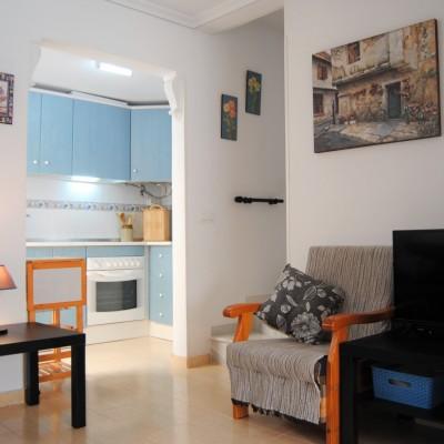 Duplex with basement and solarium in Gran Alacant