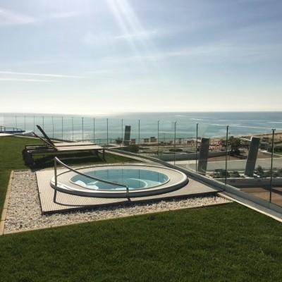 Apartamento 1ª línea a 150 m de la playa en Arenales del Sol