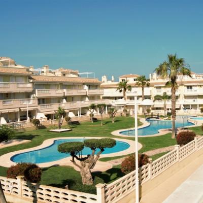Apartamento con vistas al mar en Gran Alacant