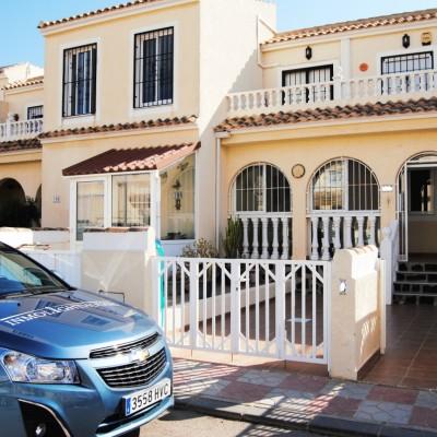 Precioso apartamento con piscina y parking en alquiler en Gran Alacant