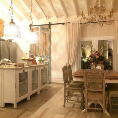 Casa de campo completamente reformada en Algueña