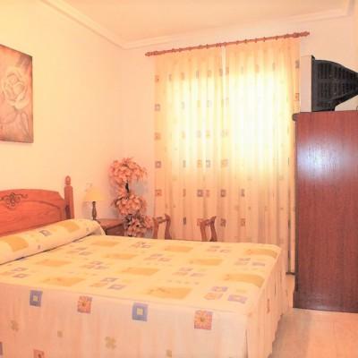 Apartment with solarium, garage, pool and seaview in Gran Alacant